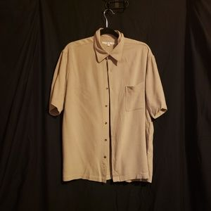 Light Weight Perry Ellis Button Down